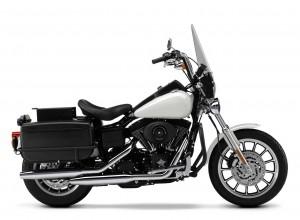 Harley Davidson Police Dyna FXDP