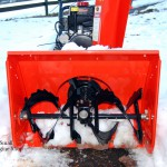Ariens Compact 24 Snow Blower Front