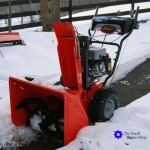 Ariens Compact 24 Snow Blower Left Front Side