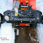 Ariens Compact 24 Snow Blower Operator Controls