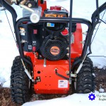 Ariens Compact 24 Snow Blower Rear