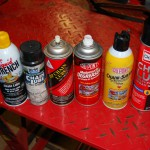 Different Motorcycle Chain Lubricants And Cleaners
