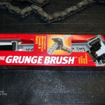 The Grunge Brush Packaging