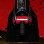 Torin Black Jack 1.5 Ton Scissor Jack End