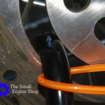 A Close Fit On Softail Custom Rotor