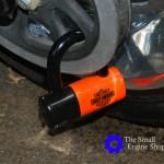 Shackle Lock On Rear Sprocket