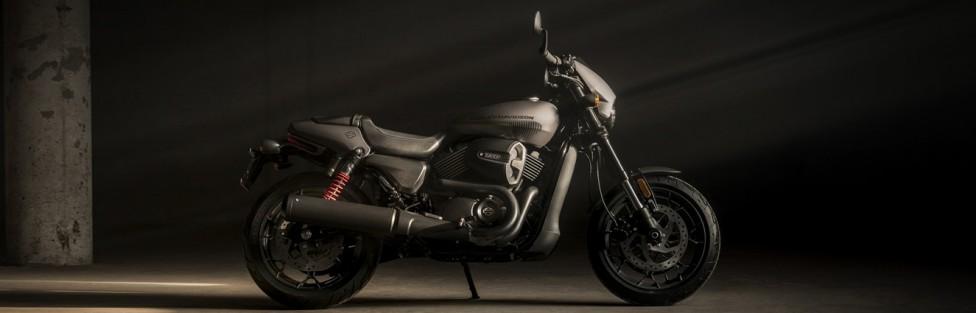2017 Harley Davidson Street Rod 750